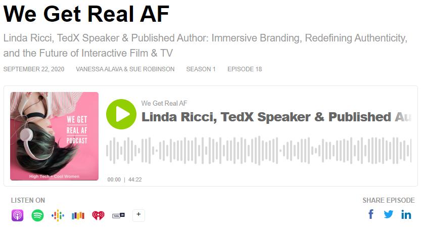 Link to WeGRAF podcast